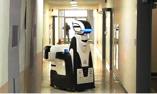 अब रोबोट रखेगा जेल के कैदियों पर नजर