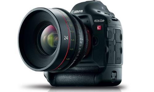 कैनन ने पेश किया नया सिनेमा मेकिंग डीएसएलआर कैमरा