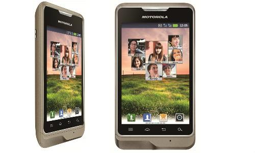 मोटोरोला मोटो XT390 फुल टच स्क्रीन स्मार्टफोन