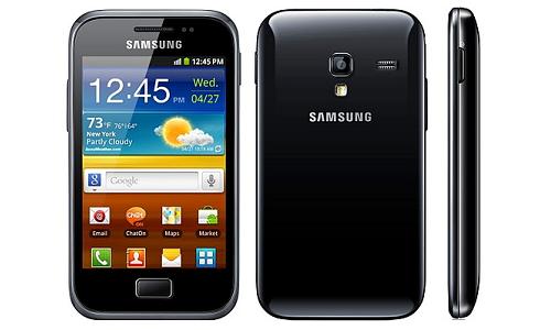कूल लुक सैमसंग का गैलेक्सी ऐस प्लस स्मार्टफोन