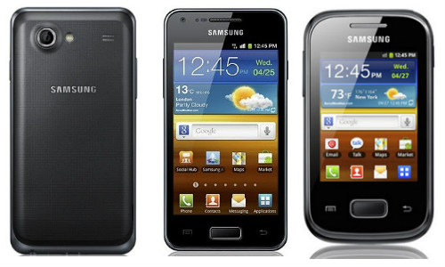 सैमसंग ने लांच किया दो नए एंड्रॉयड स्मार्टफोन