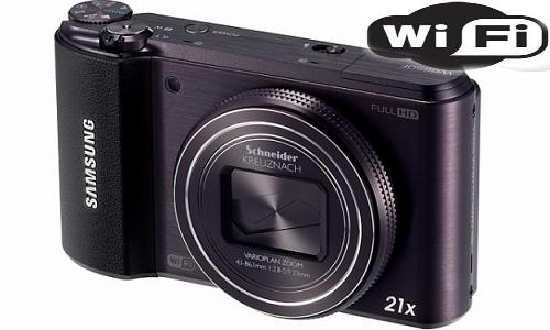 सैमसंग ने लांच किया वाईफाई डिजिटल कैमरा