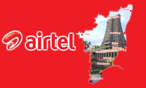 तमिलनाडू में एयरटेल ने लांच किया नया प्री पेड प्लॉन