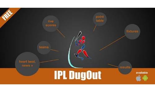 आईपीएल से जुड़ी हर जानकारी फ्री में देगी