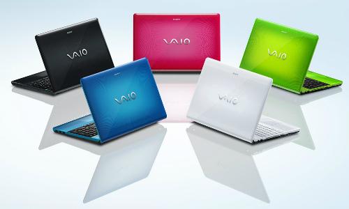 सोनी ने लांच किए वॉयो सीरीज के नए लैपटॉप