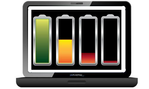 कैसे बढा़एं लैपटॉप का बैटरी बैकप