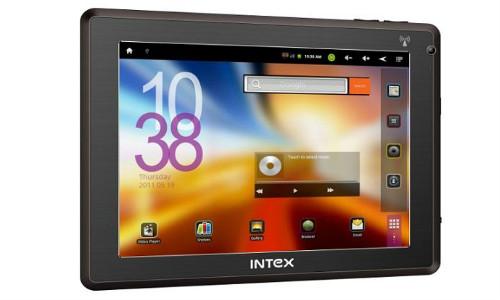 इंटेक्स आईटैब 8,990 रुपए में उपलब्ध