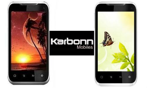 8,999 रुपए में ऑनलाइन मिल रहा है कार्बन ए9 ड्युल सिम फोन