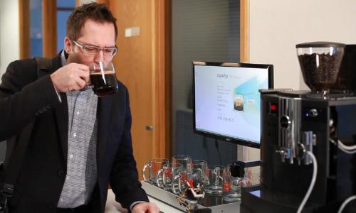 मोबाइल एसएमएस से तैयार होगी कॉफी
