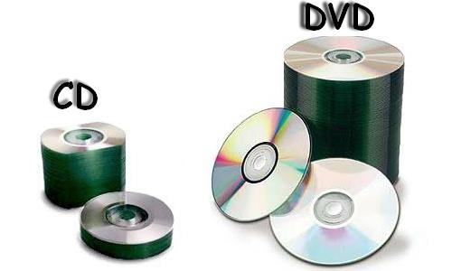 सीडी और डीवीडी में क्या अंतर है