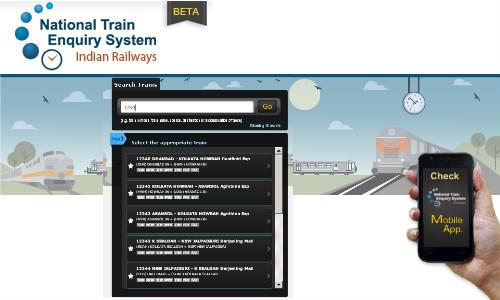 कैसे पता करें ट्रेन की लोकेशन