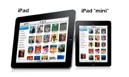 10,879 रुपए में एप्पल लांच कर सकता है 7 इंच आईपैड