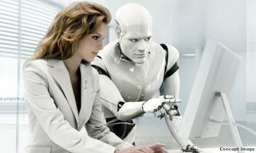 सोशल मीडिया में आ गया सूंघने वाला रोबोट