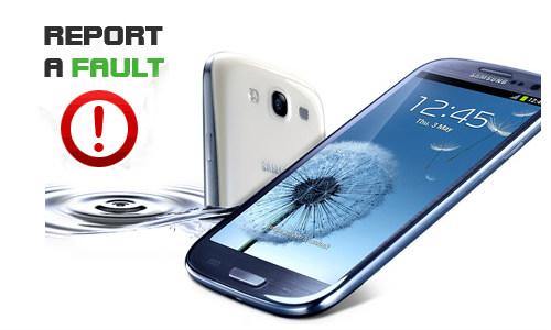 6 लाख सैमसंग गैलेक्सी एस3 स्मार्टफोन कूड़ेदान में