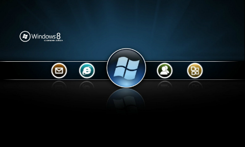 माइक्रोसॉफ्ट ने लांच किया विंडोज 8