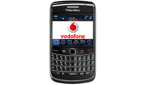 वोडाफोन ने ब्लैकबेरी उपभोक्ताओं के लिए लाया आकर्षक ऑफर