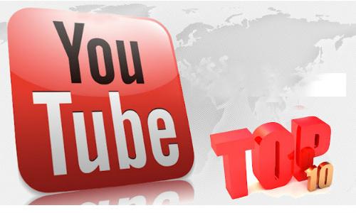दुनियां में 10 सबसे ज्यादा देखे जाने वालें यू ट्यूब वीडियो