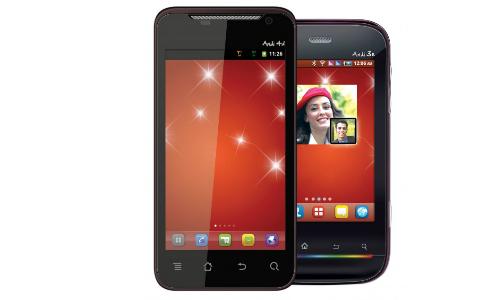 आईबॉल ने लांच किए दो नए एंड्रॉएड ड्युल सिम फोन