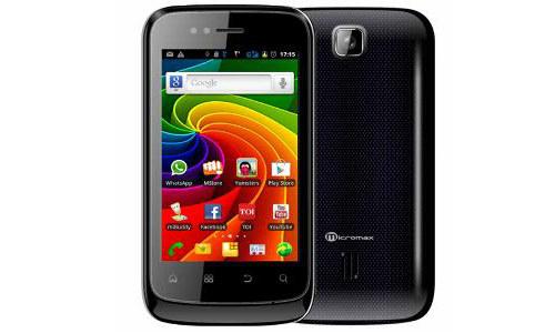 माइक्रोमैक्स ने लांच किया 5,499 रुपए में ए45 सुपरफोन