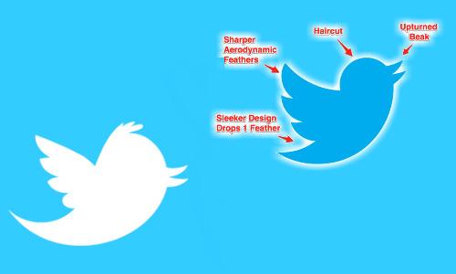 ट्विटर ने बदला अपना लोगो