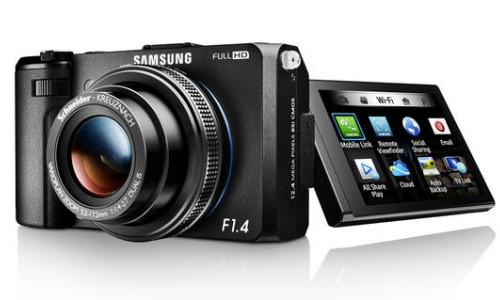 सैमसंग ने लांच किया EX2F प्वाइंट शूट कैमरा