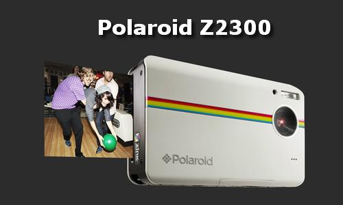 पोलराइड Z2300 डिजिटल कैमरा से 1 मिनट में मिलेगी कलर फोटो