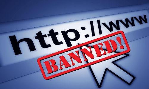 सरकार ने बंद किए 309 ऑनलाइन साइट यूआरएल