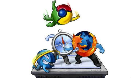 2012 के टॉप 5 वेब इंटरनेट वेब ब्राउजर