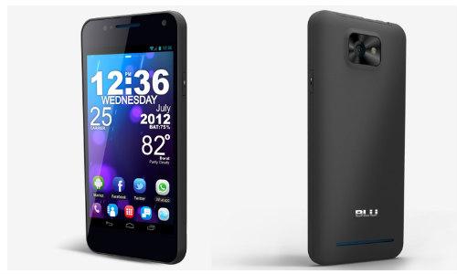 ब्लू लांच करेगी दुनिया का पहला 4.3 इंच स्क्रीन ड्युल सिम स्मार्टफोन
