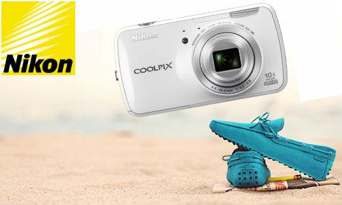 निकॉन लांच करेगा पहला एंड्रॉएड बेस कूलपिक्स S800c डिजिटल कैमरा