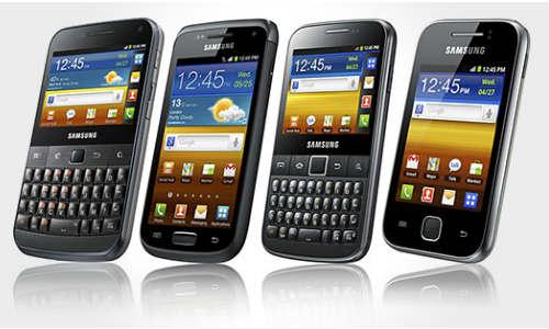 टॉप 5 बेस्ट सैमसंग स्मार्टफोन