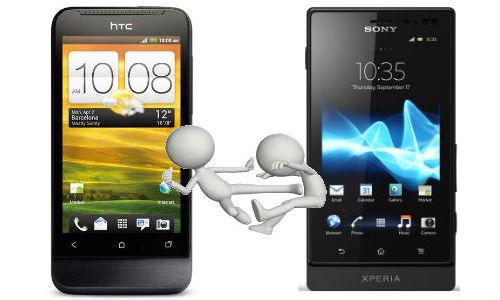सोनी एक्सपीरिया सोला और एचटीसी वन में कौन है बेहतर स्मार्टफोन