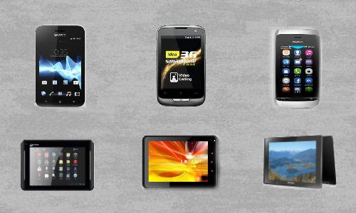 ये हैं इस हफ्ते के टॉप 5 टैबलेट और स्मार्टफोन
