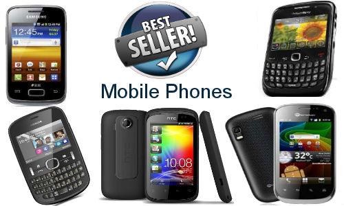 टॉप 5 ऑनलाइन सबसे ज्यादा बिकने वाले स्मार्टफोन