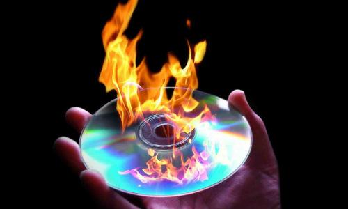 सीडी और डीवीडी में कैसे कॉपी करें कंप्यूटर डेटा