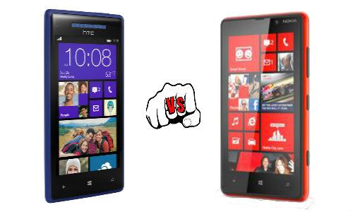 एचटीसी 8 एक्स और नोकिया ल्यूमिया 920 में कौन है बेहतर स्मार्टफोन