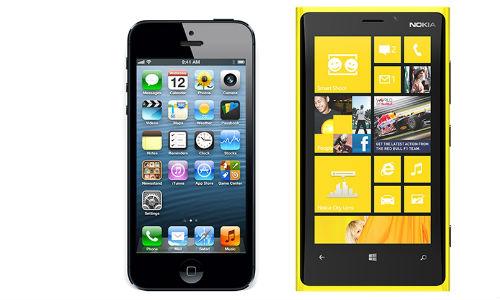 आईफोन 5 और नोकिया ल्यूमिया 920 में कौन होगा विजेता
