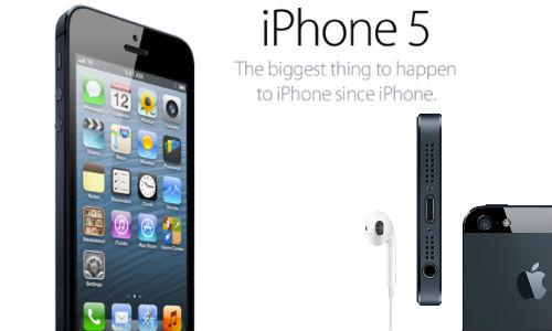 रिपोर्ट: भारत में जल्द लांच हो सकता है आईफोन 5