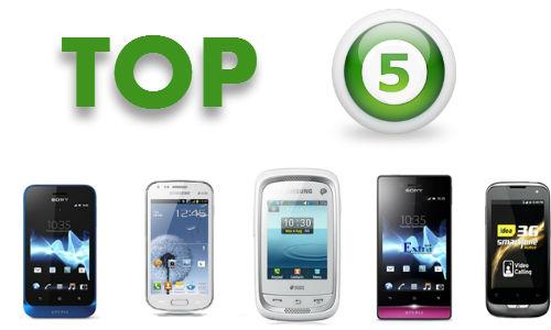 टॉप 5 लेटेस्ट बजट एंड्रॉएड स्मार्टफोन