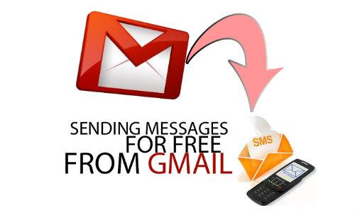 कैसे करें जीमेल एकाउंट से फ्री एसएमएस
