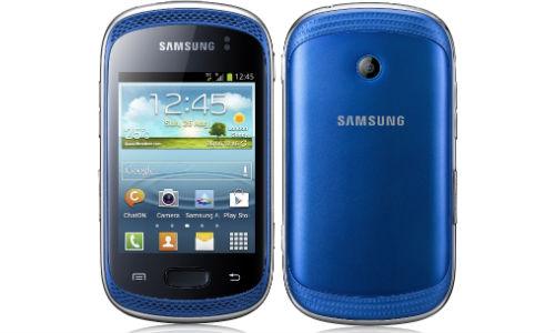 सैमसंग ने लांच किया नया बजट गैलेक्सी एंड्रॉयड आईसीएस म्यूजिक स्मार्टफोन