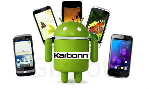 10,000 रुपए के अंदर टॉप 5 कार्बन एंड्रॉयड स्मार्टफोन