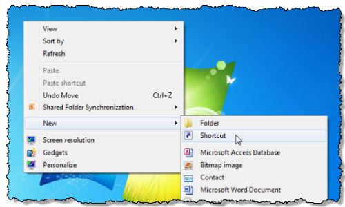 लैपटॉप और डेस्कटॉप में कैसे बनाए फाइल शार्टकट