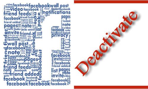 फेसबुक का एकाउंट कैसे करें डिएक्टीवेट