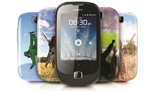 5,990 रुपए में हुवाई ला रहा है नया एसेंड वाई 100 एंड्रॉयड फोन