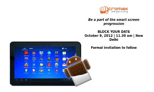 एक्सक्लूसिव: 9 अक्टूबर को माइक्रोमैक्स फनबुक टॉक टैबलेट लांच करेगा या फिर कुछ ?