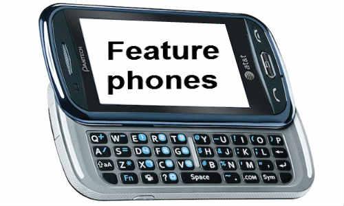 3,000 रुपए के अंदर टॉप 5 फीचर फोन