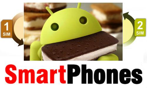 15,000 रुपए में ले आइए टॉप 5 ड्युल सिम आईसीएस स्मार्टफोन