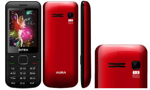 क्यों खरीदें 1,690 रुपए में इंटेक्स का नया ऑरा ड्युल सिम फोन