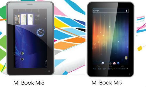 7,500 रुपए के बियांड एमआई 5 और एमआई 9 में टैबलेट में क्या अंतर है?